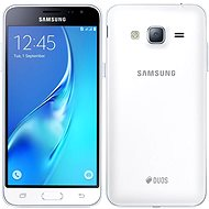 Samsung Galaxy J3 Duos (2016) Weiß - Handy