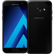 Samsung Galaxy A3 (2017) Schwarz - Handy