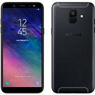 Samsung Galaxy A6 schwarz - Handy