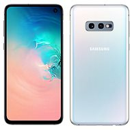 Samsung Galaxy S10e Dual-SIM weiß - Handy