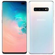 Samsung Galaxy S10 + Dual SIM 128 GB weiß - Handy