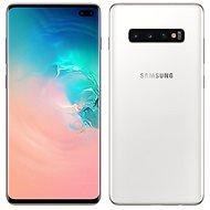 Samsung Galaxy S10 + Dual SIM 1 TB Keramik Weiß - Handy