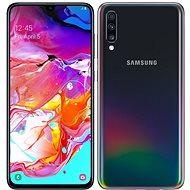 Samsung Galaxy A70 Dual SIM Schwarz - Handy