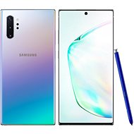 Samsung Galaxy Note10+ Dual SIM 512 GB Gradient Silber - Handy
