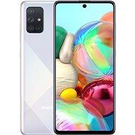 Samsung Galaxy A71 silberfarben - Handy