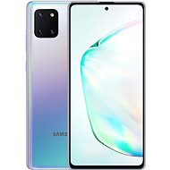 Samsung Galaxy Note10 Lite Silber - Handy