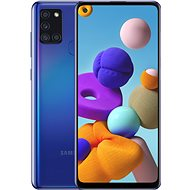 Samsung Galaxy A21s 32 GB blau - Handy
