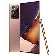Samsung Galaxy Note 20 Ultra 5G Bronzefarben - Handy