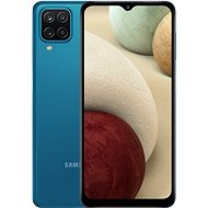 Samsung Galaxy A12 64 GB - blau - Handy