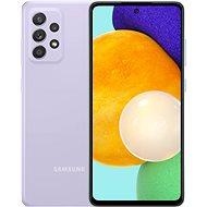 Samsung Galaxy A52 5G lila - Handy