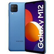 Samsung Galaxy M12 128 GB - blau - Handy