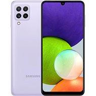 Samsung Galaxy A22 64GB Lila - Handy