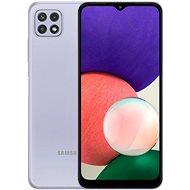 Samsung Galaxy A22 5G 128GB lila - Handy