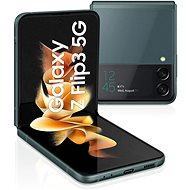 Samsung Galaxy Z Flip3 5G 128GB Green - Handy