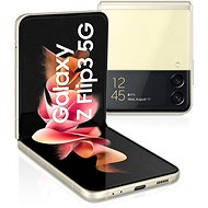 Samsung Galaxy Z Flip3 5G 128GB Cream - Handy