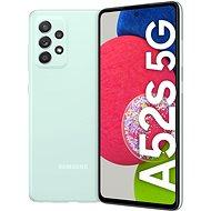 Samsung Galaxy A52s 5G grün - Handy