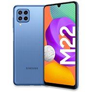 Samsung Galaxy M22 Blau - Handy