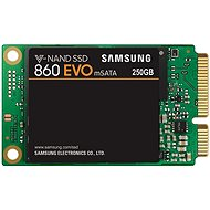 Samsung 860 EVO mSATA 250 GB - SSD Disk