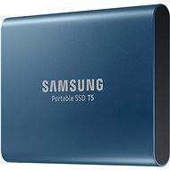 Samsung SSD T5 250GB blau - Externe Festplatte
