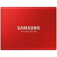 Samsung SSD T5 1TB Rot - Externe Festplatte
