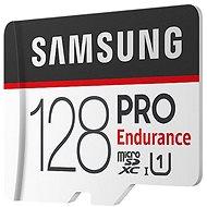 Samsung MicroSDXC 128GB PRO Ausdauer UHS-I U1 + SD Adapter - Speicherkarte