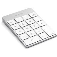 Satechi Aluminum Slim Wireless Keypad - Silber - Numerische Tastatur
