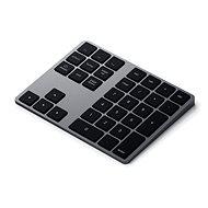 Satechi Aluminium Bluetooth Extended Keypad - Spacegrau - Numerische Tastatur
