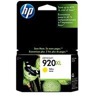 Tintenpatrone HP CD974AE Nr. 920XL - Cartridge