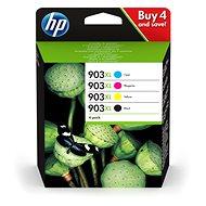 HP 3HZ51AE Nr. 903XL schwarz + Farbe - Tintenpatrone