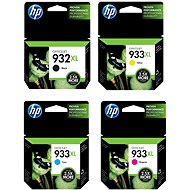 Druckerpatrone HP C2P42AE č. 932XL/933XL Multipack - Druckerpatrone