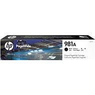 HP J3M71A č. 981A - Tintenpatrone