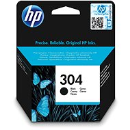 HP N9K06AE Nr. 304 Schwarz - Tintenpatrone