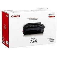 Canon CRG-724 schwarz - Toner