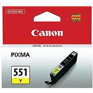 Canon CLI-551Y Gelb - Tintenpatrone