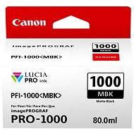 Canon PFI-1000MBK - Tintenpatrone