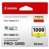 Canon PFI-1000Y - Tintenpatrone