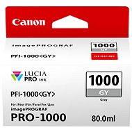 Canon PFI-1000GY - Tintenpatrone