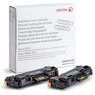 Xerox 106R04349 Dualpack schwarz - Toner