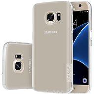 Nillkin Natur für Samsung Galaxy S7 G930, transparent - Schutzhülle