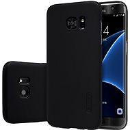 Nillkin Frosted Shield für das Samsung G935 Galaxy S7 Schwarz - Schutzhülle