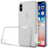 Nillkin Natur Schutzhülle für Apple iPhone X Transparent - Schutzhülle