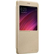Nillkin Sparkle S-View für Xiaomi Redmi 6 Gold - Handyhülle