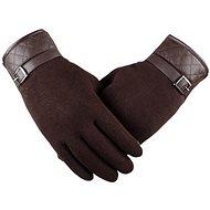 Handschuhe Lea Retro braun