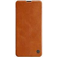 Nillkin Qin für Samsung Galaxy A51 Brown - Handyhülle