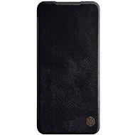 Nillkin Qin Ledercover für Xiaomi Redmi Note 9 Pro/Note 9S Black - Handyhülle