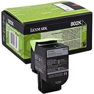 LEXMARK 80C20K0 Schwarz - Toner