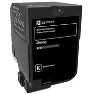 LEXMARK 74C2HK0 schwarz - Toner