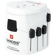 SKROSS PRO World & USB PA41 - Reiseadapter
