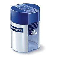 STAEDTLER für 2 Stifte mit Magazin, blau - Bleistiftspitzer