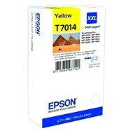 Epson T7014 Gelb XXL - Tintenpatrone